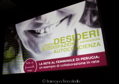 Rete al Femminile Perugia 21