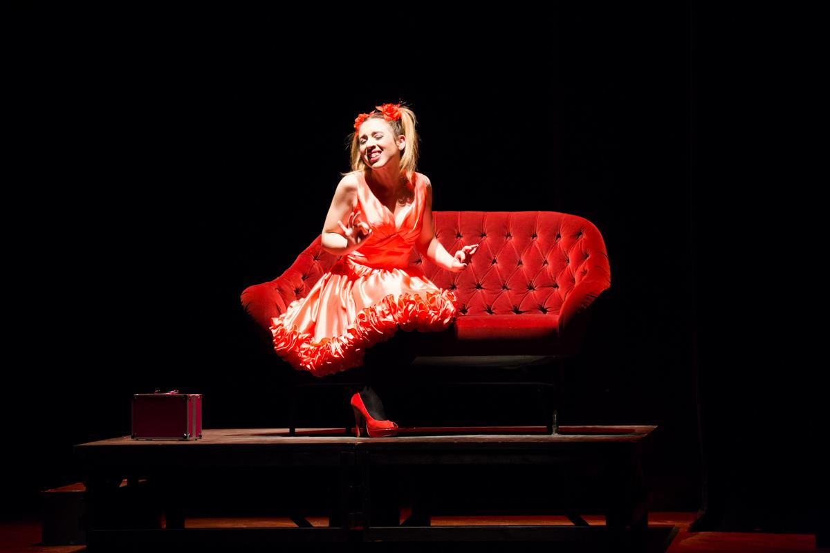 Boccabella fotografia - Anna, attrice- foto di scena-11