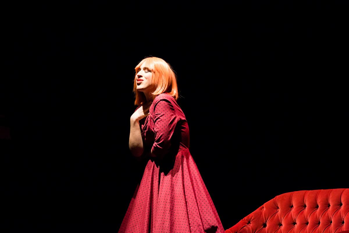 Boccabella fotografia - Anna, attrice- foto di scena-15