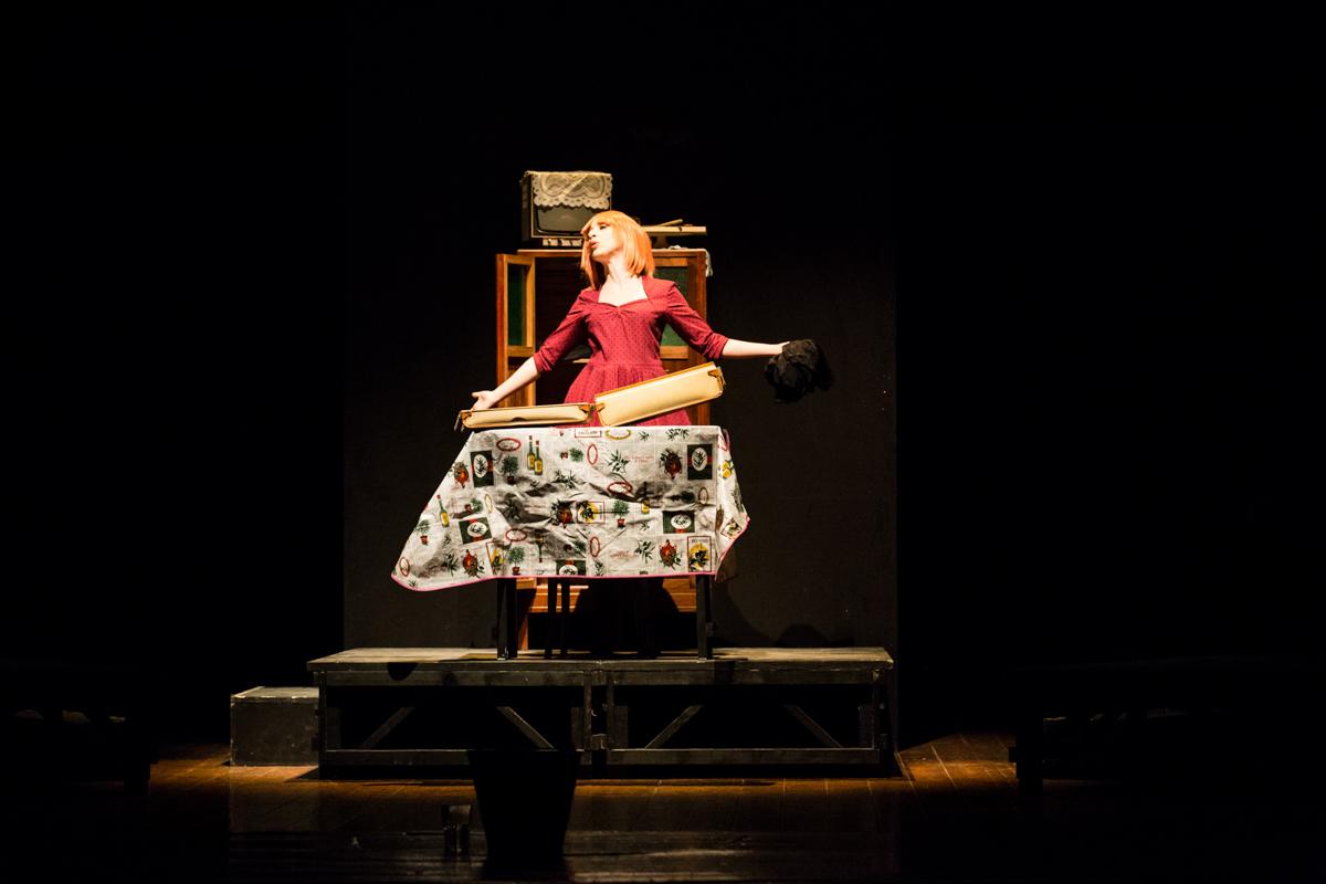 Boccabella fotografia - Anna, attrice- foto di scena-16
