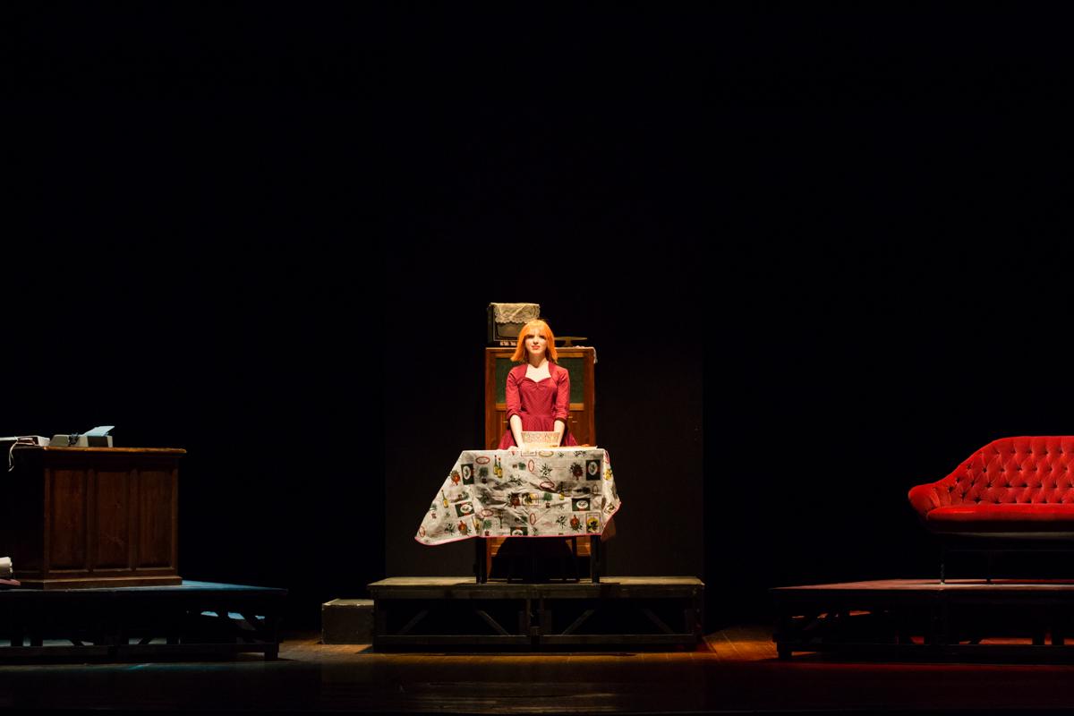 Boccabella fotografia - Anna, attrice- foto di scena-19