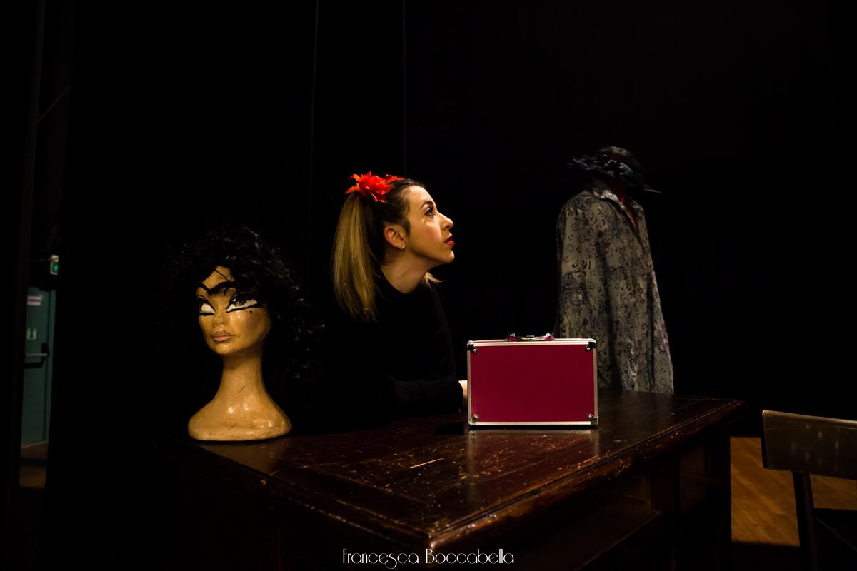Boccabella fotografia - Anna, attrice- foto di scena-3