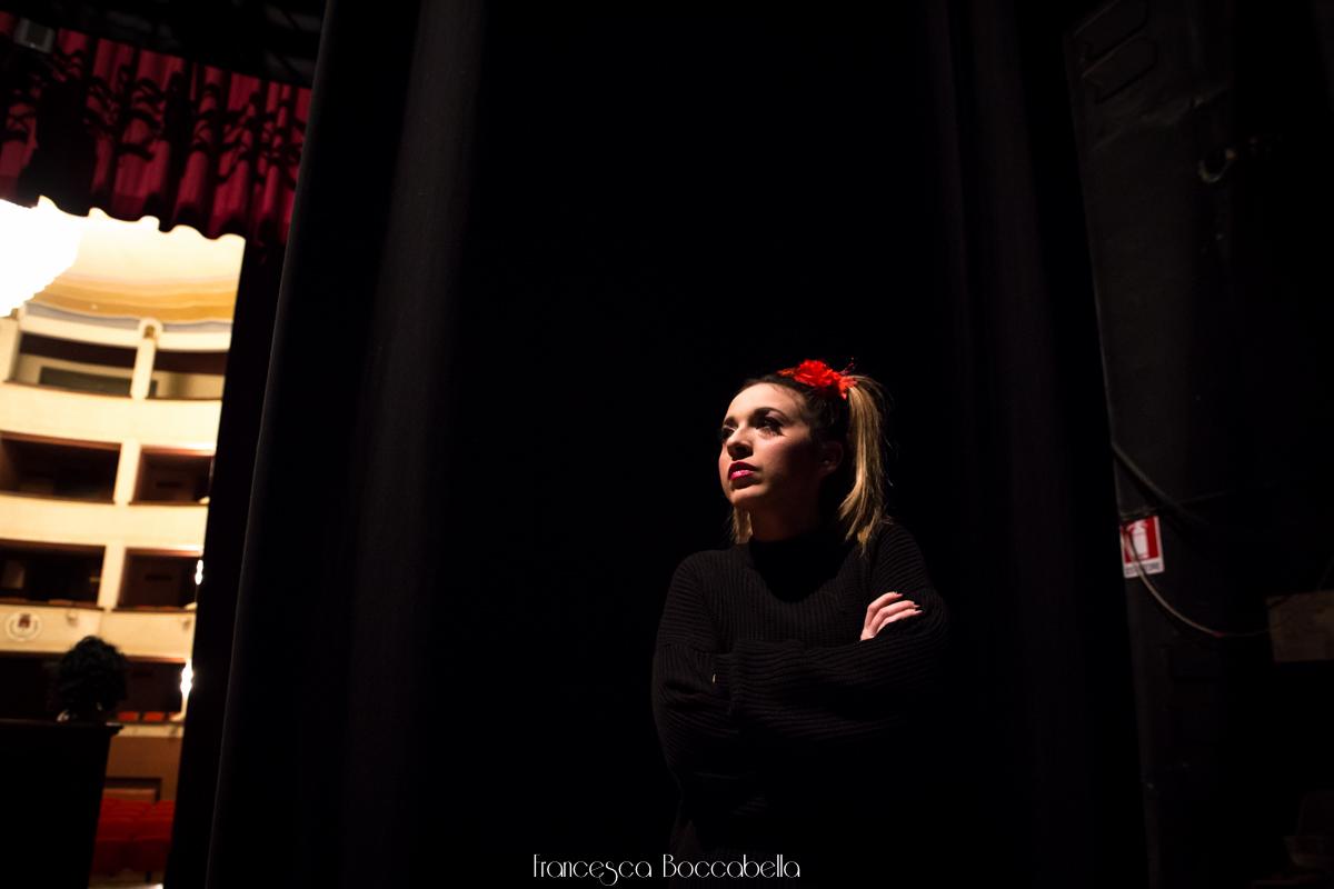 Boccabella fotografia - Anna, attrice- foto di scena-4