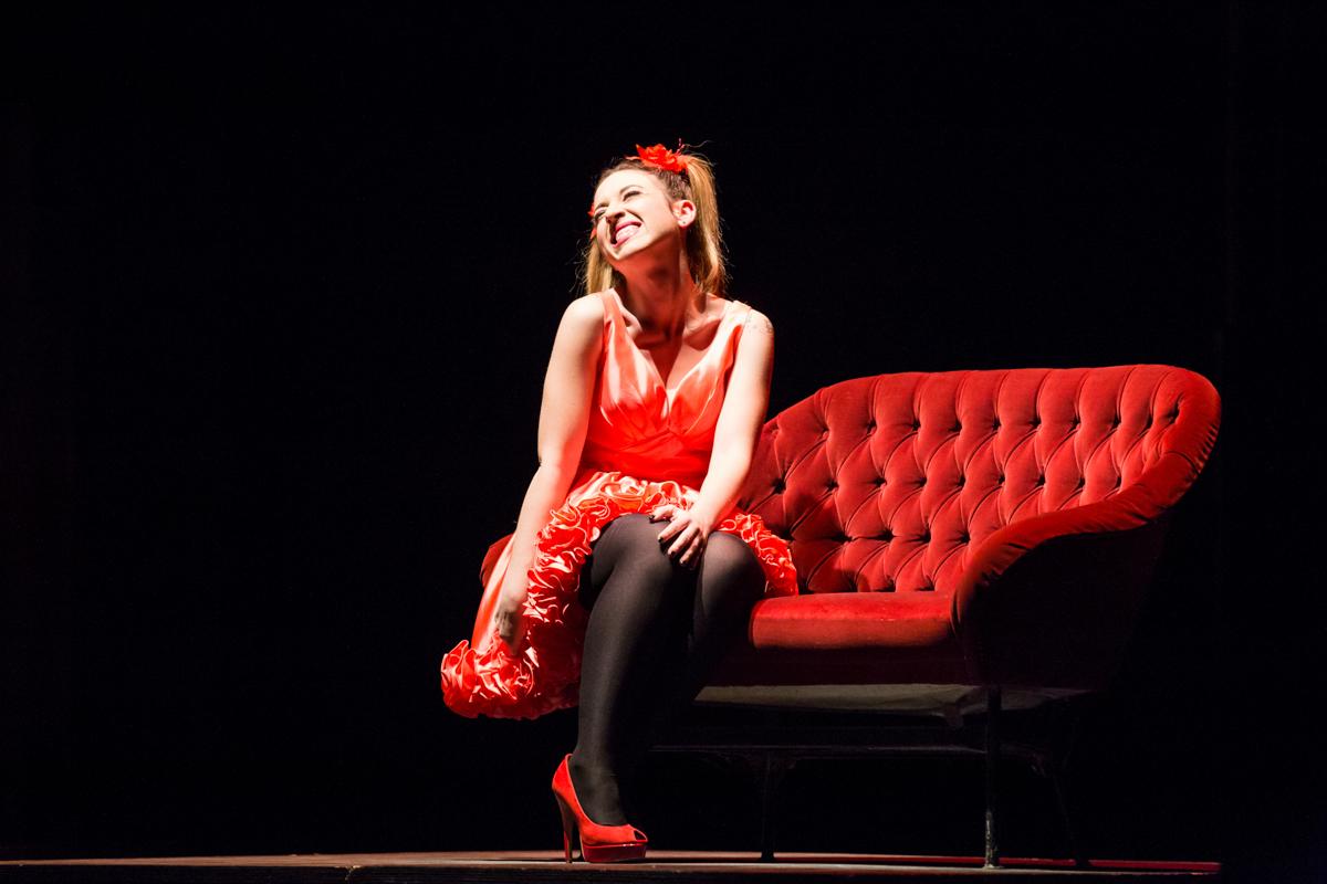 Boccabella fotografia - Anna, attrice- foto di scena-5