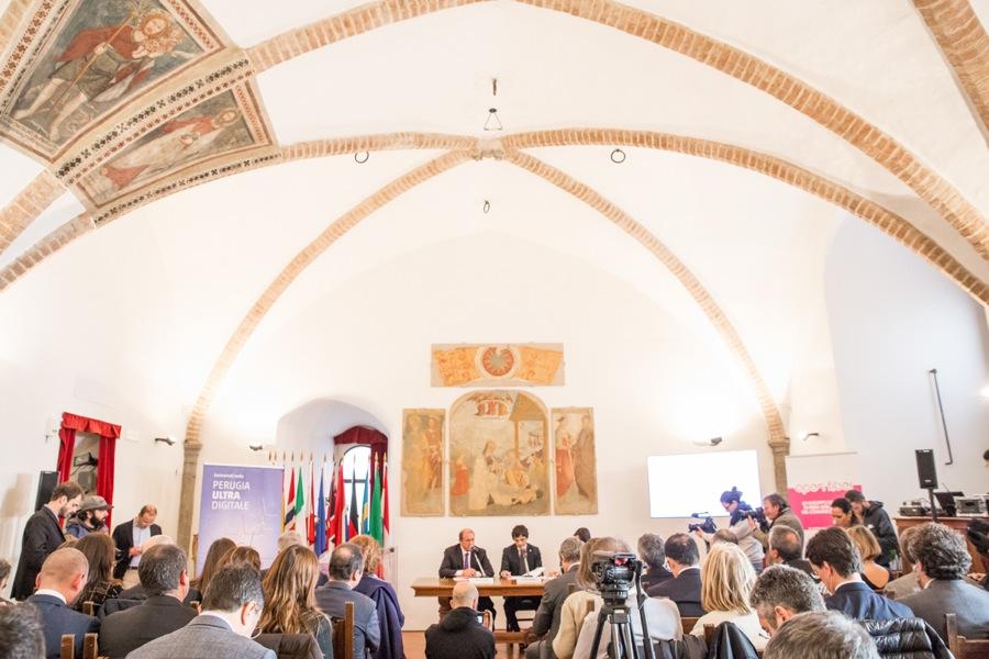 Boccabella fotografia - Conferenza stampa Open Fiber Perugia - foto per il web -12