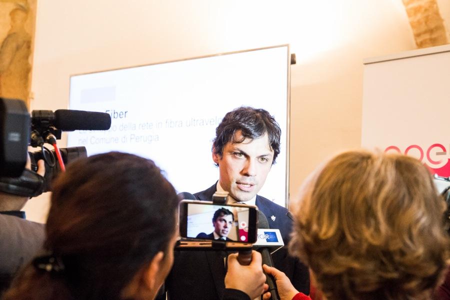 Boccabella fotografia - Conferenza stampa Open Fiber Perugia - foto per il web -3