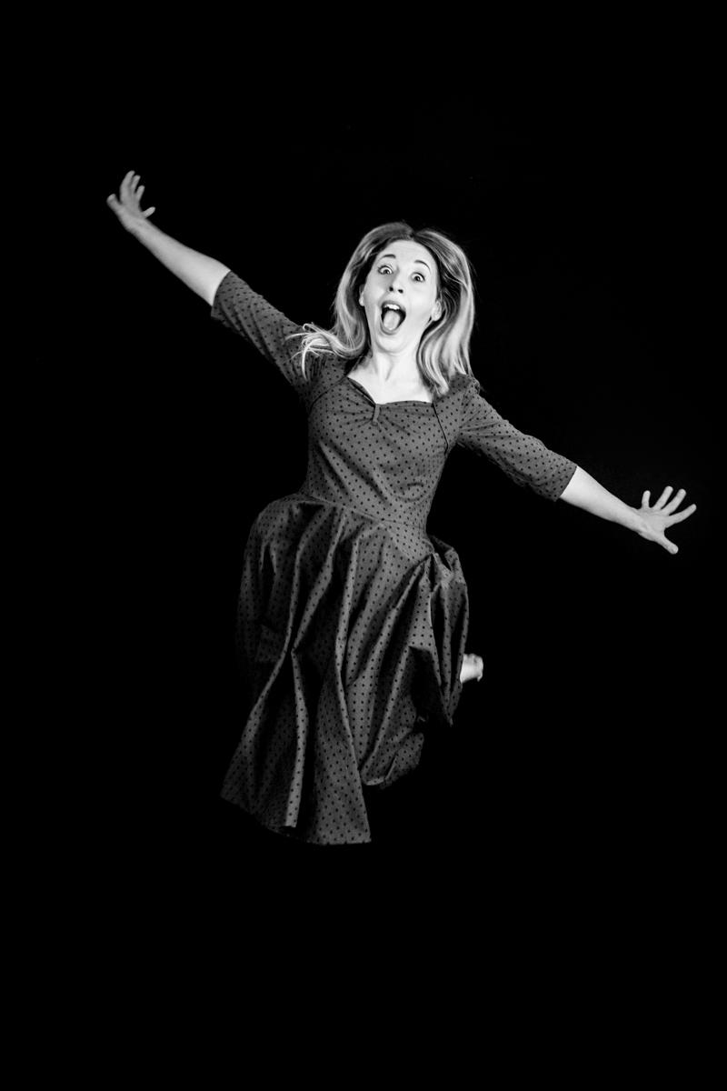 Boccabella fotografia - Ingrid, attrice- foto di scena-1