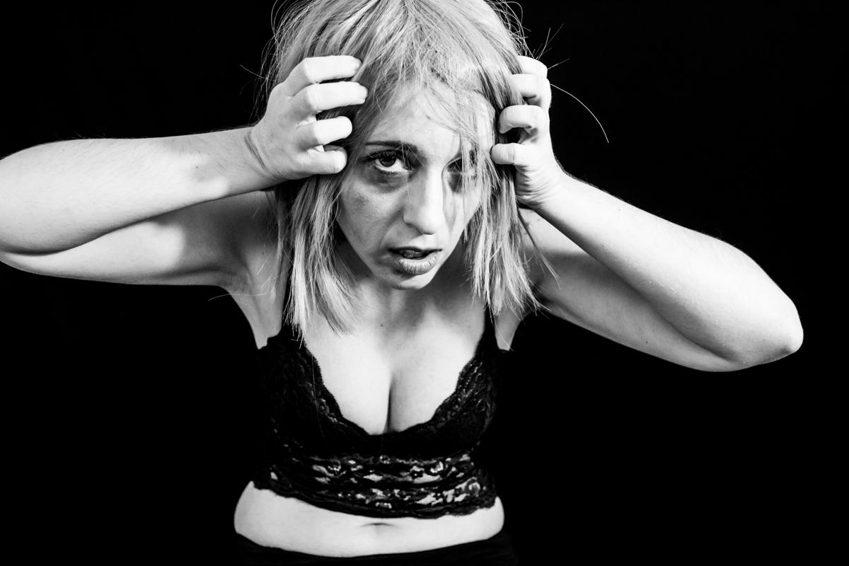 Boccabella fotografia - Ingrid, attrice- foto di scena-11