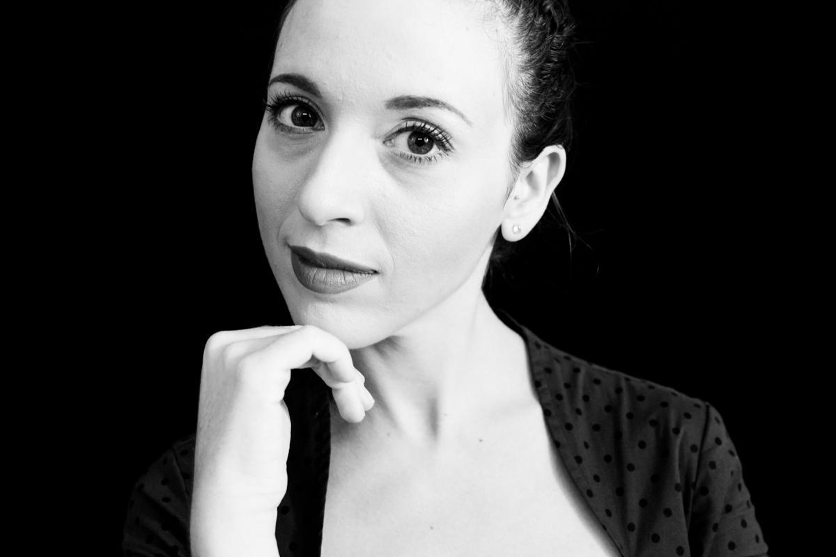 Boccabella fotografia - Ingrid, attrice- foto di scena-2