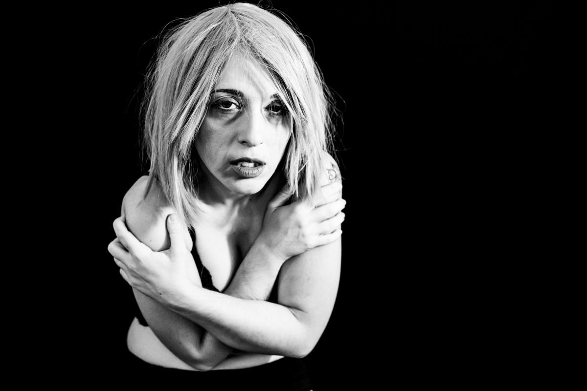 Boccabella fotografia - Ingrid, attrice- foto di scena-3