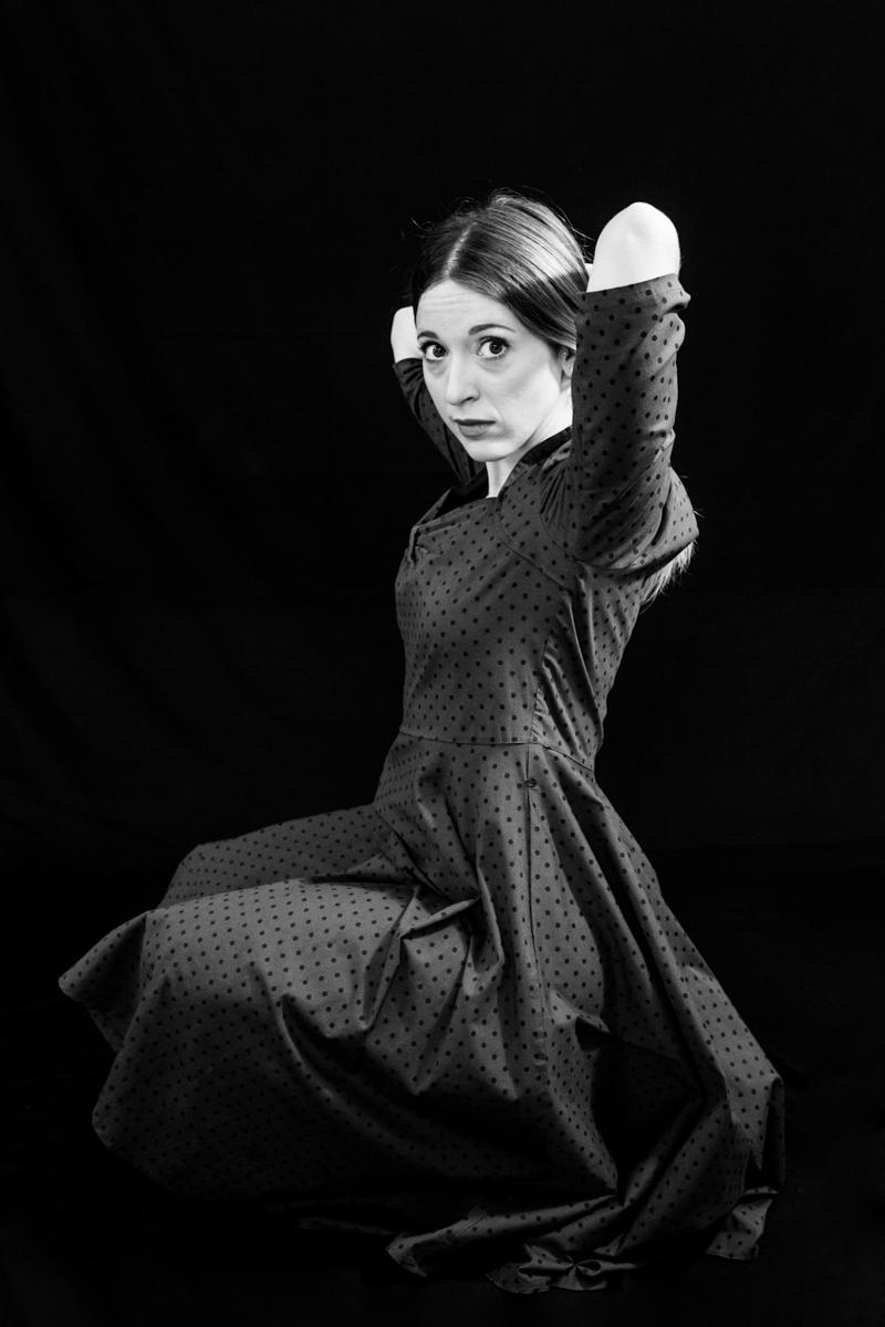 Boccabella fotografia - Ingrid, attrice- foto di scena-5