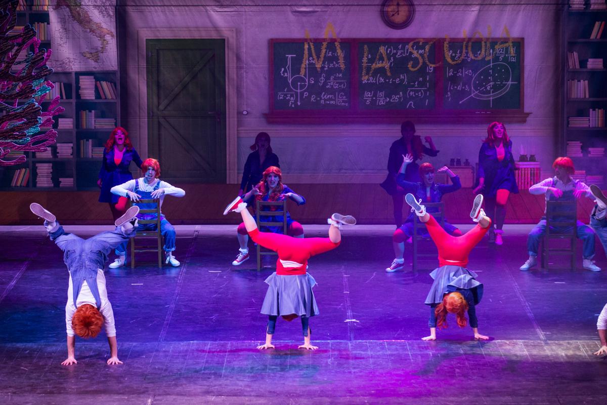 Boccabella fotografia - Musical Pinocchio- foto di scena-10