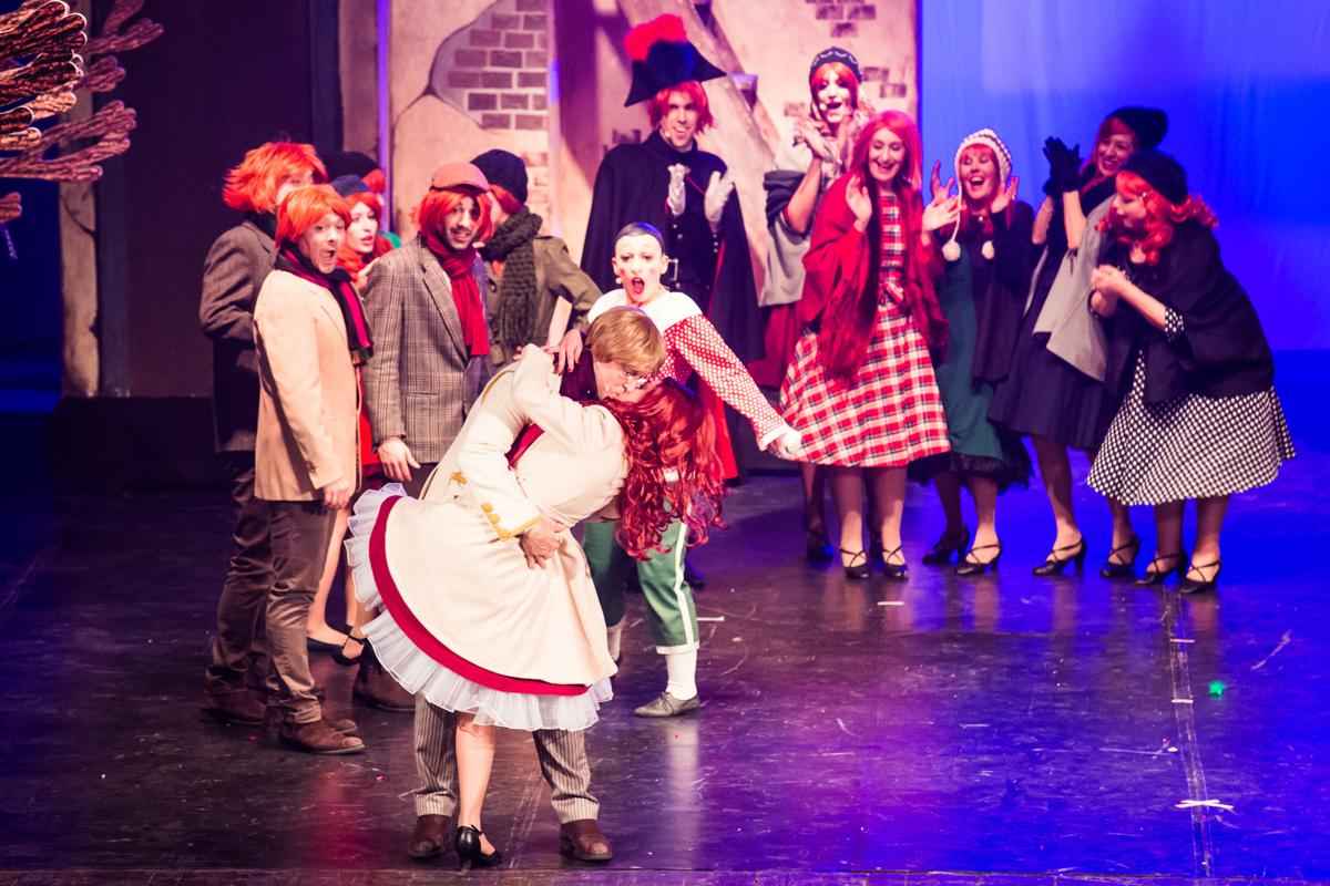 Boccabella fotografia - Musical Pinocchio- foto di scena-15