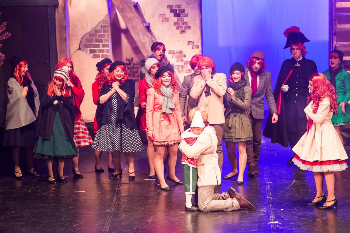 Boccabella fotografia - Musical Pinocchio- foto di scena-16
