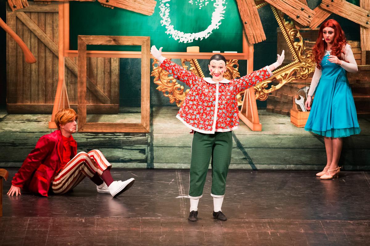 Boccabella fotografia - Musical Pinocchio- foto di scena-2