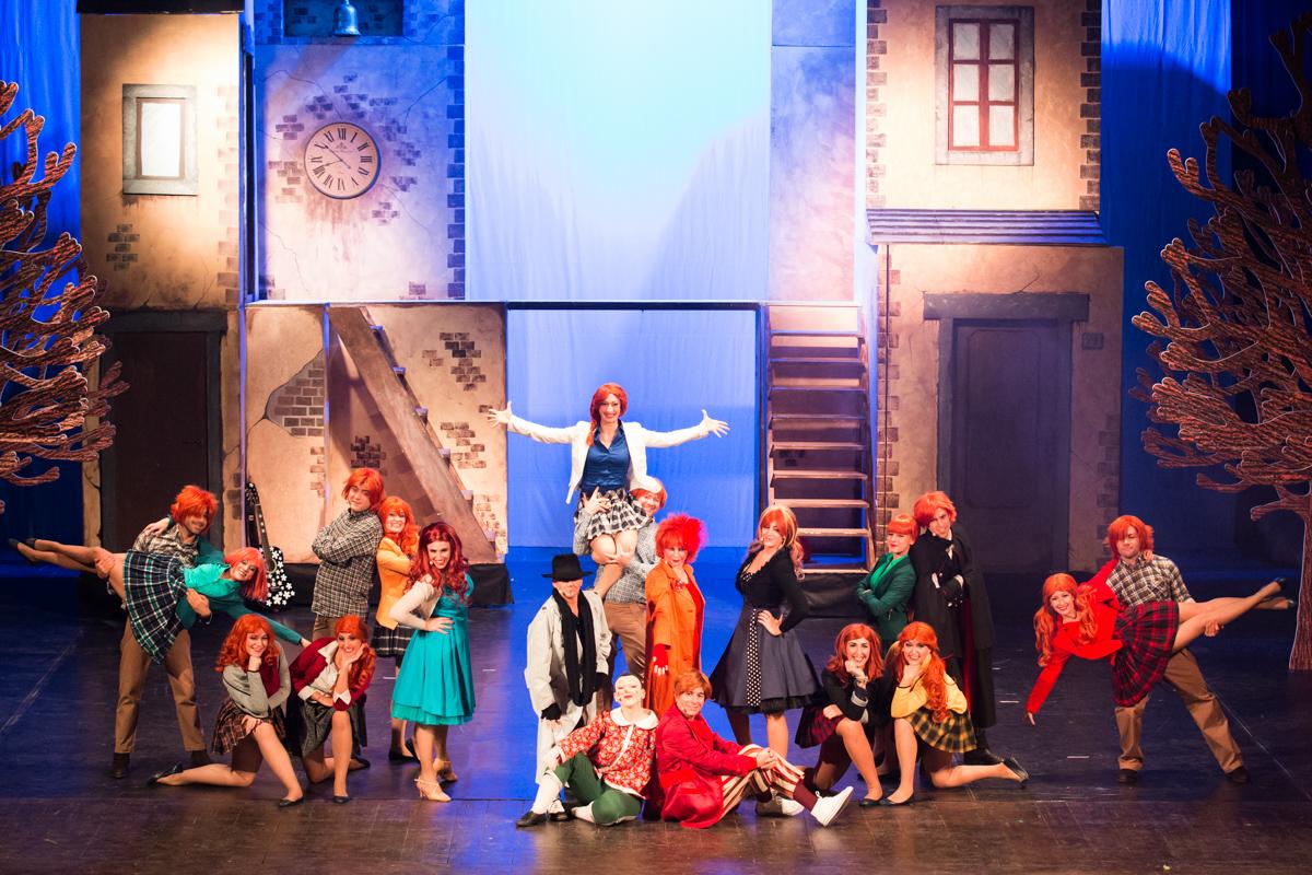 Boccabella fotografia - Musical Pinocchio- foto di scena-3