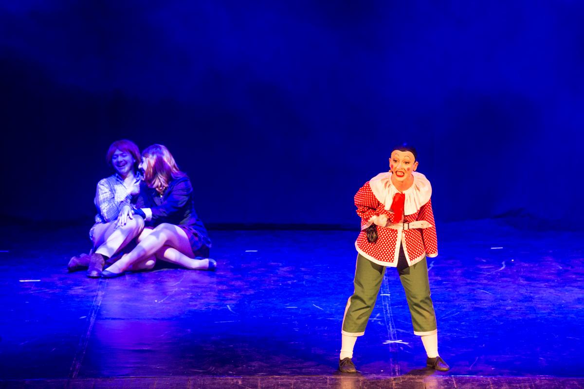 Boccabella fotografia - Musical Pinocchio- foto di scena-5