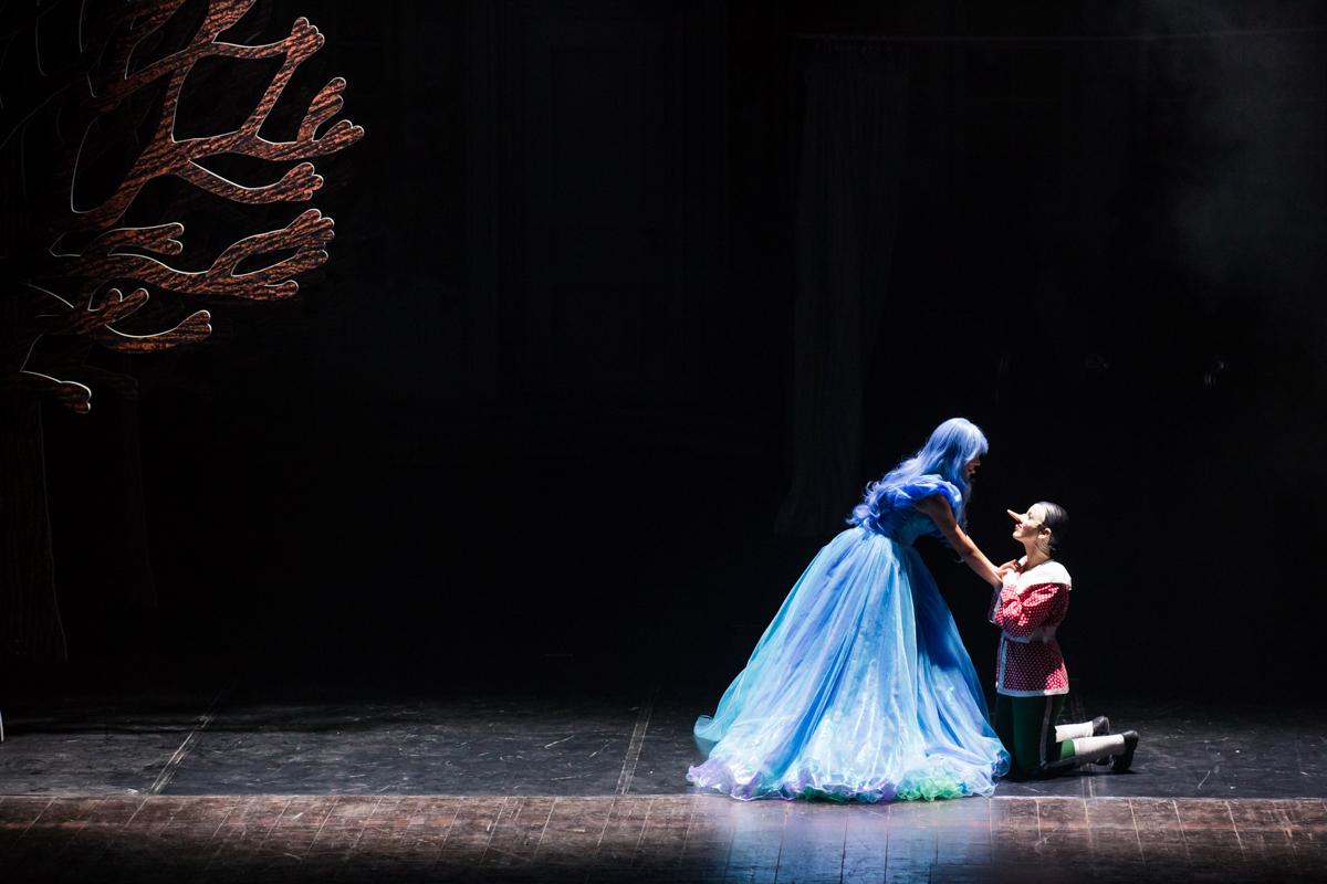 Boccabella fotografia - Musical Pinocchio- foto di scena-7