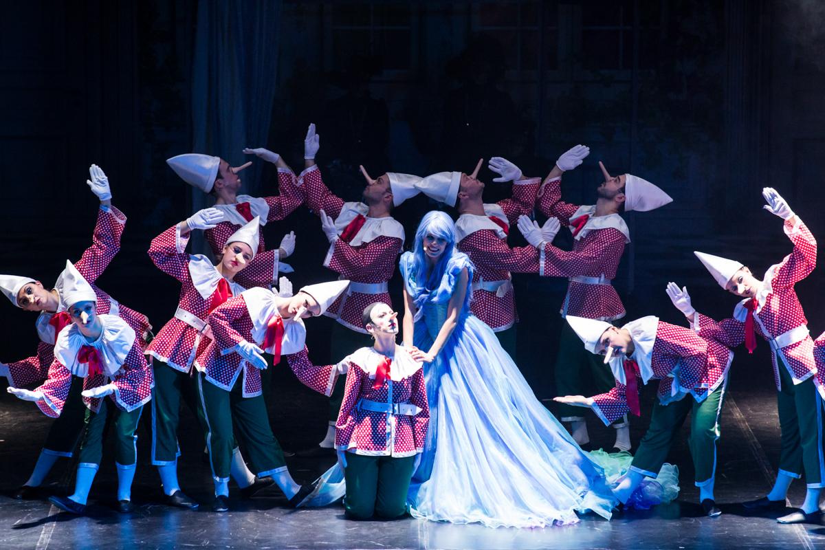 Boccabella fotografia - Musical Pinocchio- foto di scena-8
