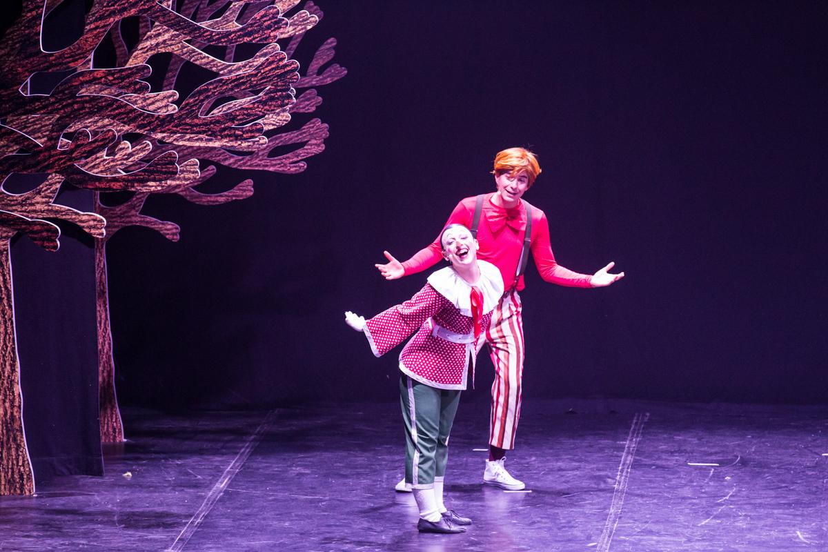 Boccabella fotografia - Musical Pinocchio- foto di scena-9