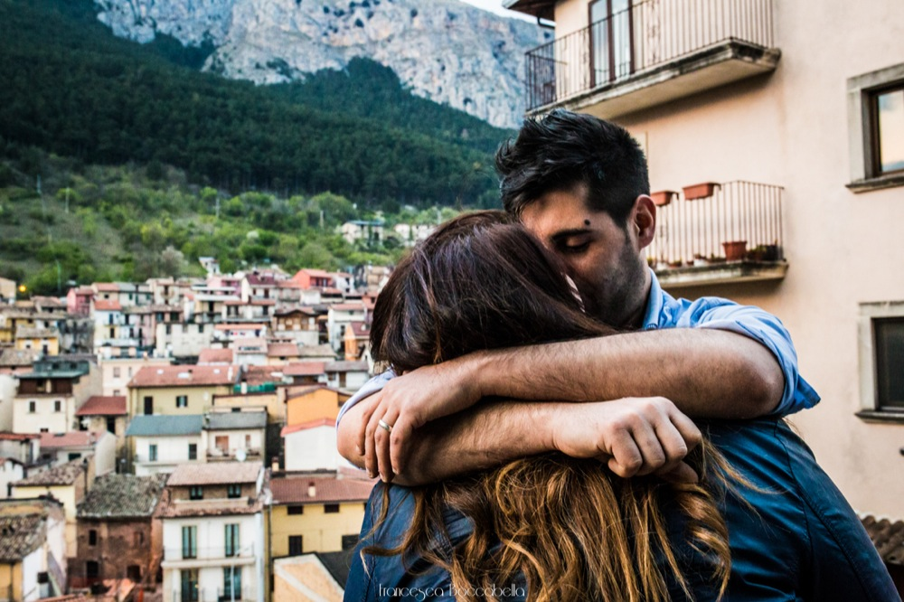 Romolo & Laura – Engagement session in Abruzzo