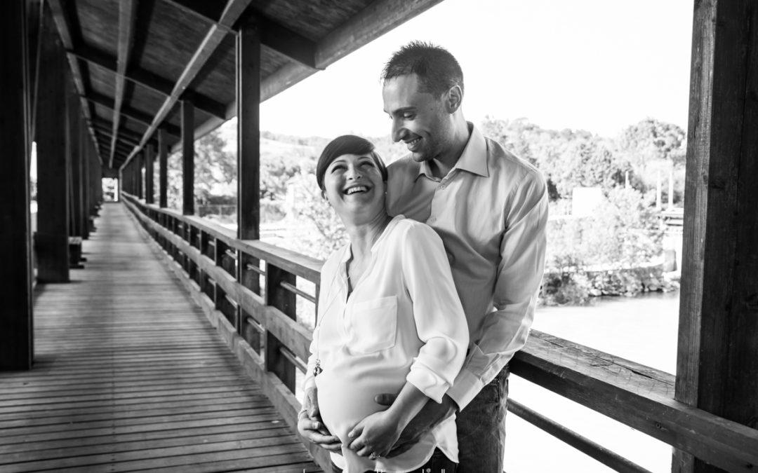 Foto di gravidanza – la costruzione di un amore