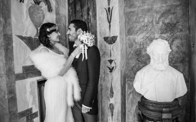 Great Gatsby: theme wedding in Tuscany