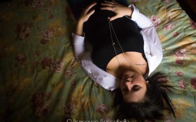 Servizio fotografico di gravidanza