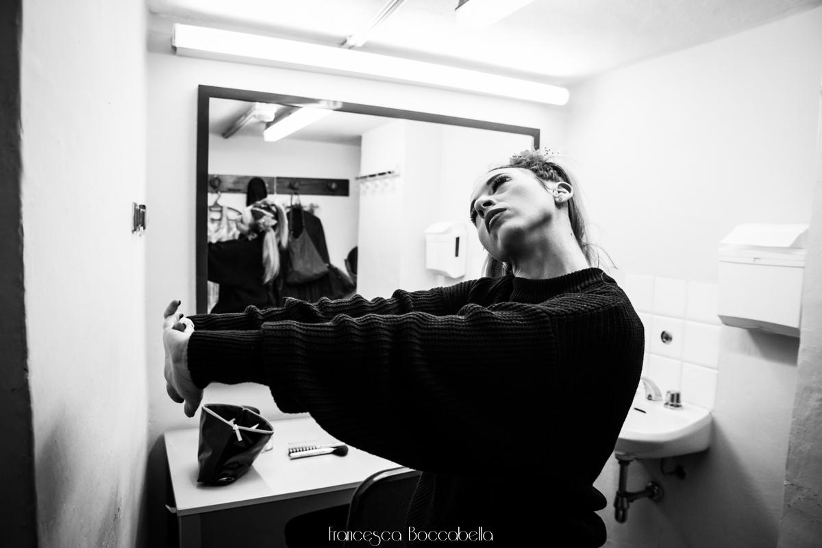 Boccabella fotografia - Anna, attrice- foto di scena-1