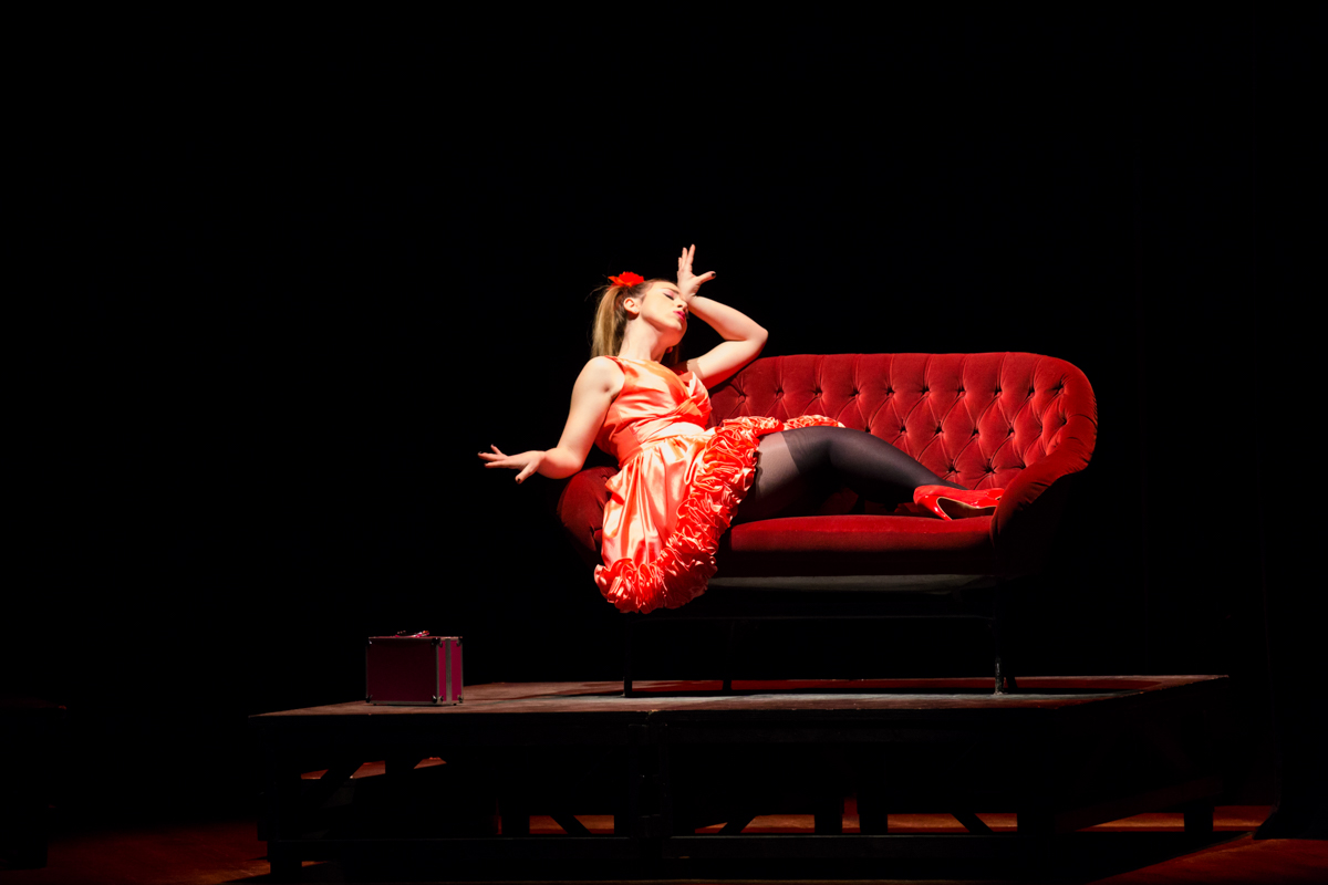 Boccabella fotografia - Anna, attrice- foto di scena-10
