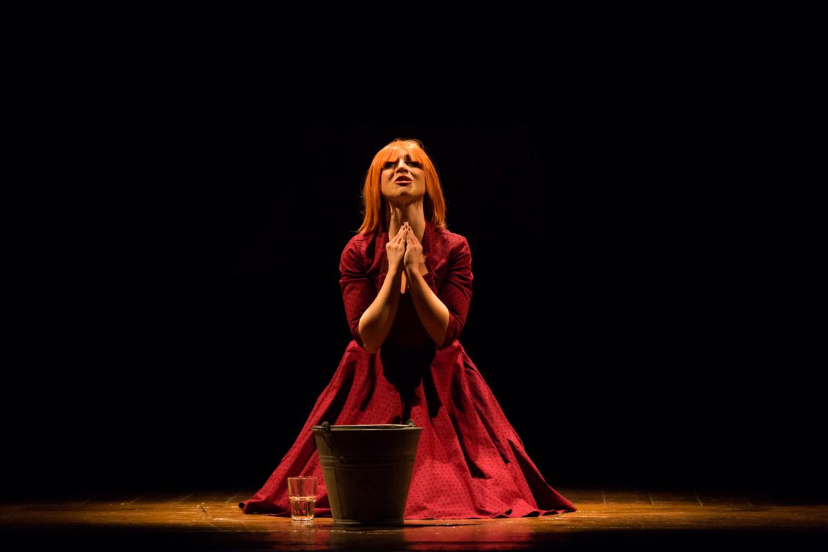 Boccabella fotografia - Anna, attrice- foto di scena-17