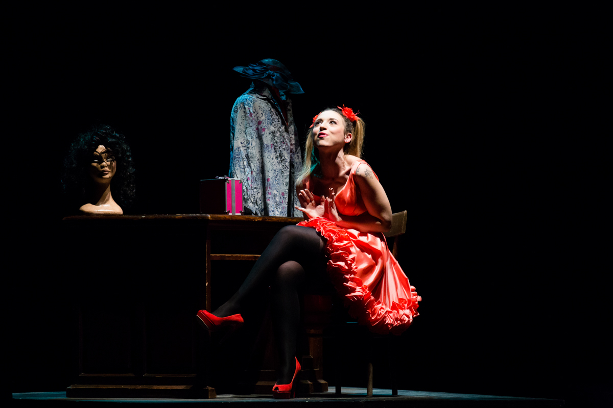 Boccabella fotografia - Anna, attrice- foto di scena-7