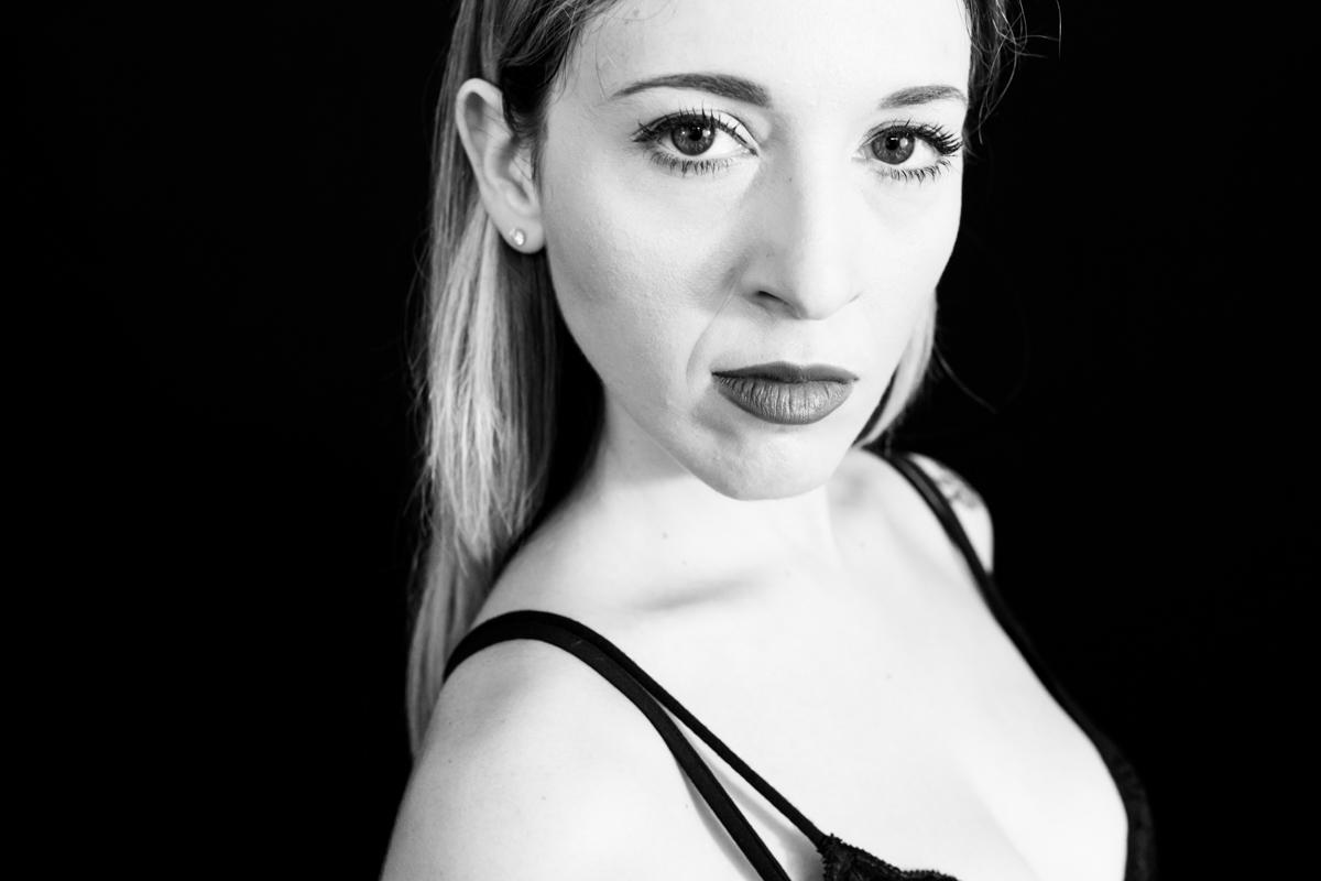 Boccabella fotografia - Ingrid, attrice- foto di scena-4