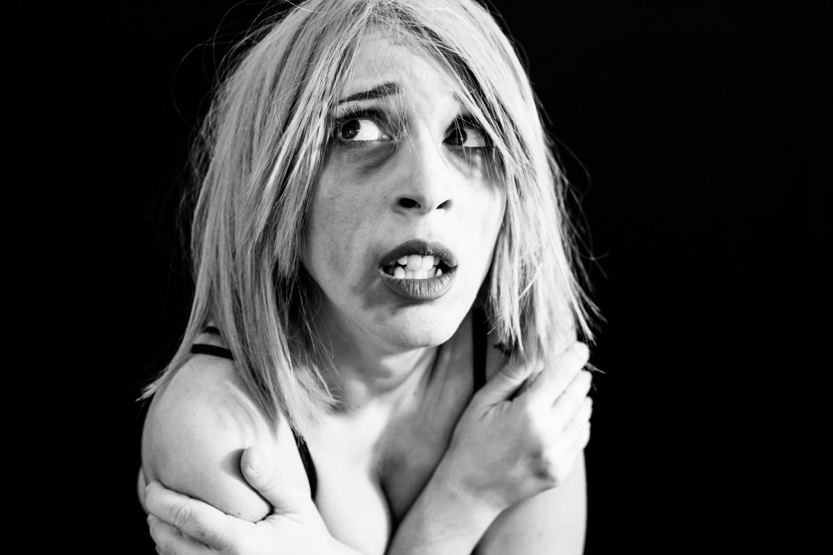 Boccabella fotografia - Ingrid, attrice- foto di scena-8