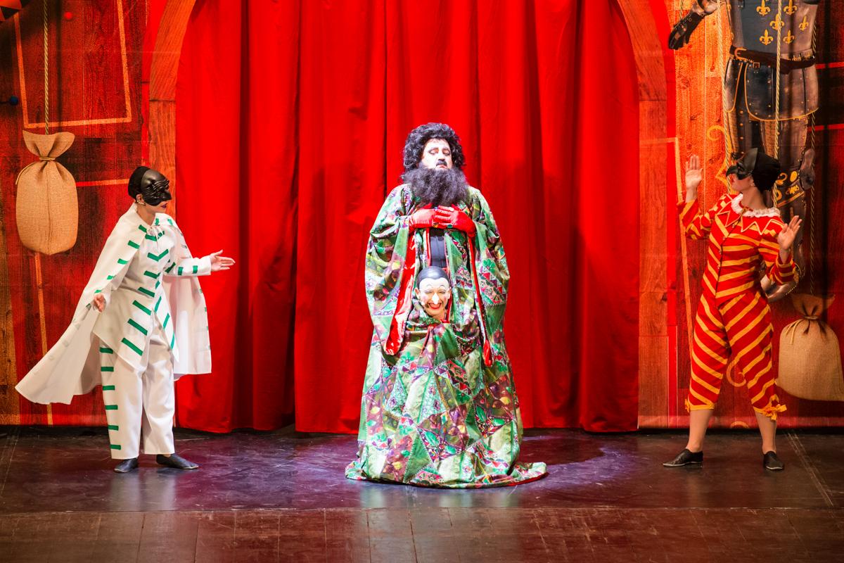 Boccabella fotografia - Musical Pinocchio- foto di scena-4