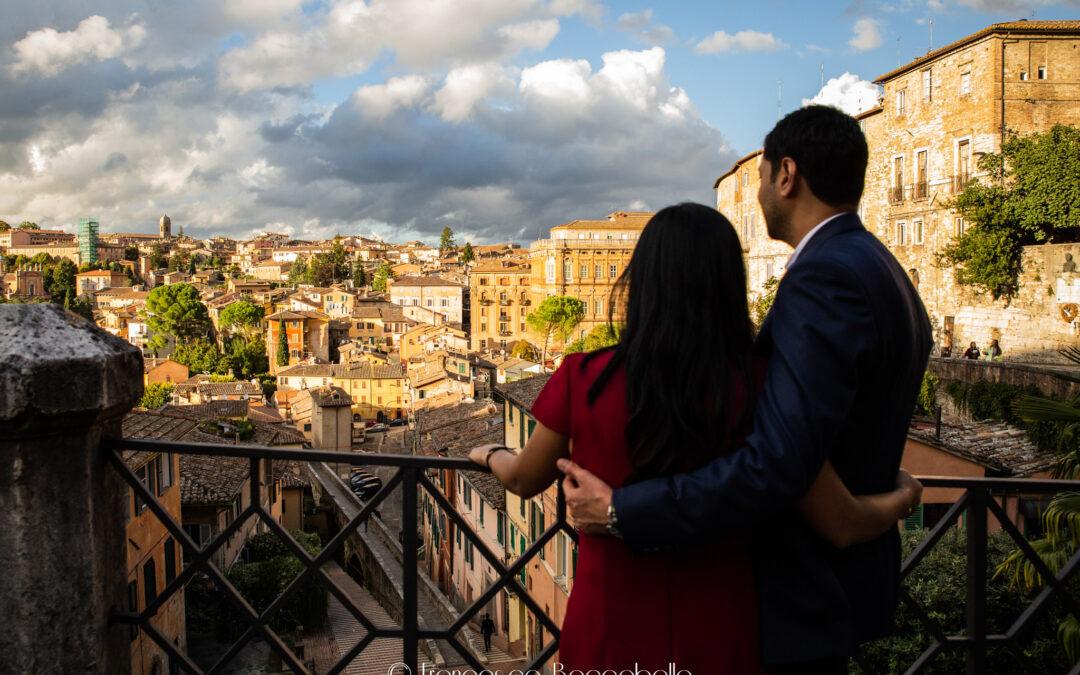 Holiday portrait in Perugia – Photo Walk