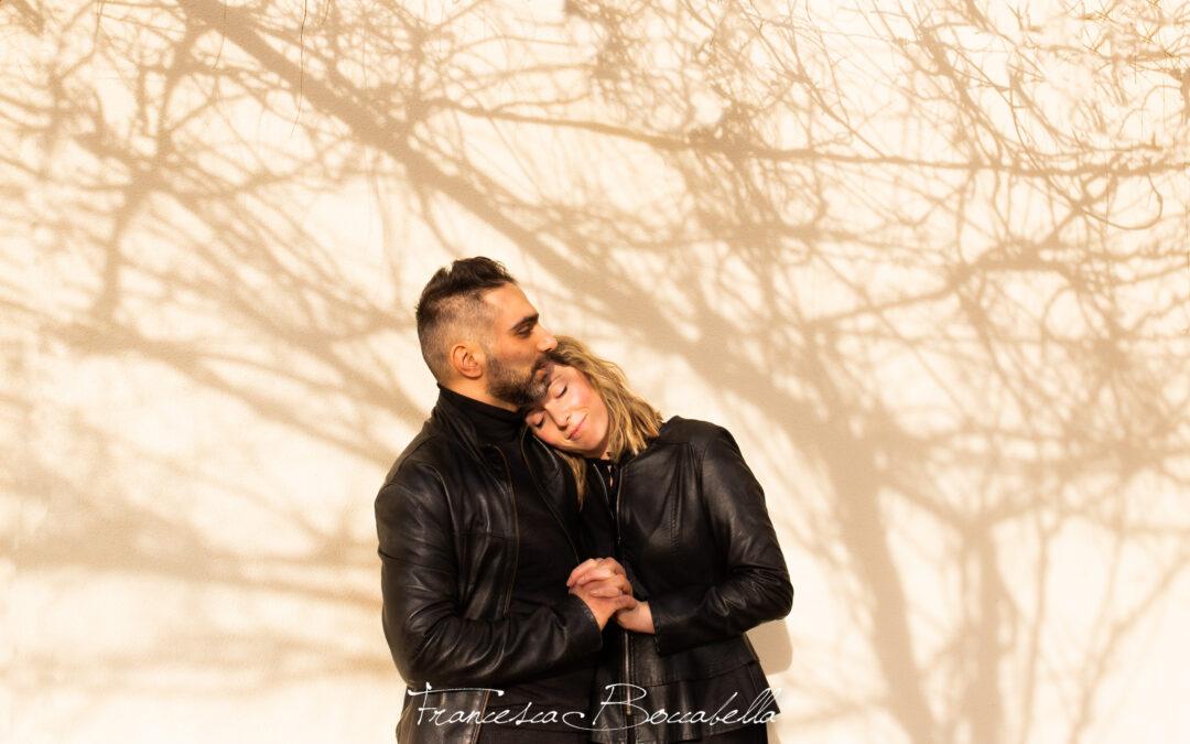 Foto di coppia: il tempo dell'amore